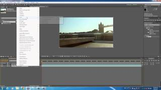 After Effects Advanced-Differecne Matte(差異化遮罩)-01