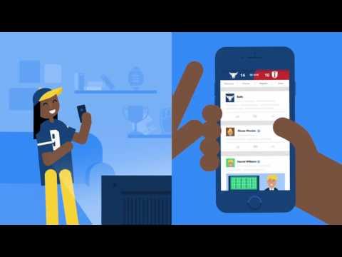 Facebook Sports Stadium social platform unveiled