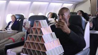 Kobe vs Messi- Legends on Board - Turkish Airlines