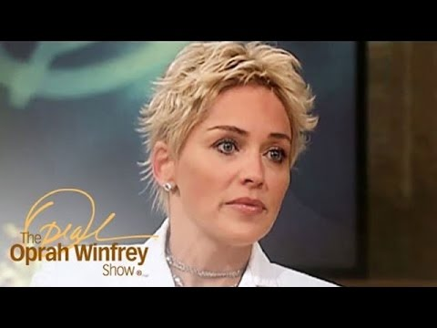 "Sharon Stone on Her Near-Death Experience: ""I Felt Peaceful"" - The Oprah Winfrey Show"