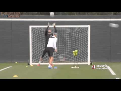 Zoação EC apresenta treino inusitado do goleiro do Chelsea