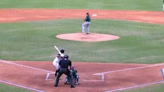 Mike Stanton homerun