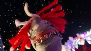 Shark Puppet - Christmas Time (Official Music Video)