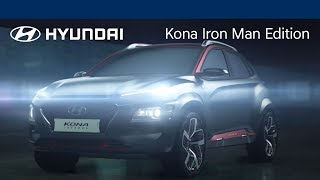 Meet the Kona Iron Man Special Edition | Hyundai