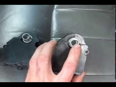 GMC Envoy HVAC actuator Replacement