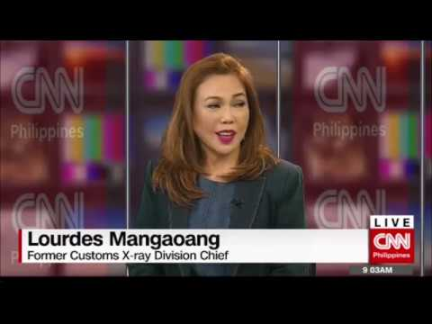 'The Source' speaks to Lourdes Mangaoang