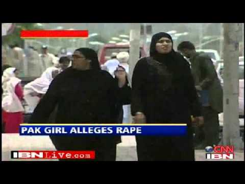 13-yr-old Rape Victim Fights For Justice In Pakistan(2 Jul 2010) video