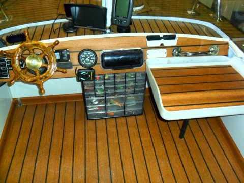 Лодка прогресс тюнинг видео