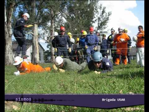 DEFENSA CIVIL SALTA - PREVENCION SISMICA.wmv