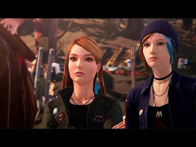 Life is Strange: Before the Storm — Русский трейлер игры (3 эпизод, 2017)