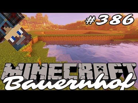 Tizian Bauernhof #386 - der neue Garten kommt - Let's Play MC Staffel 04
