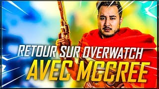 RETOUR SUR OVERWATCH AVEC  MCCREE COACHER PAR LE GRAND LOCKLEAR ET MICKALOW