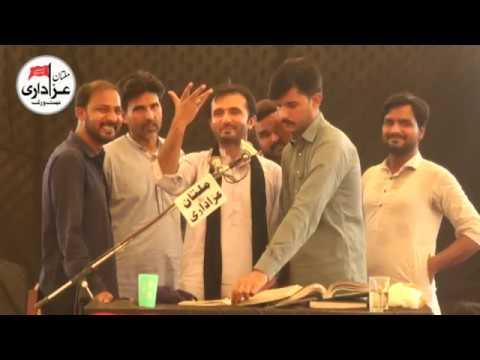 Zakir Syed Qammar Raza Naqvi I YadGar Majlis I Qasiday And Masiab I 14 August 2018 I Burewala I