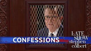 Stephen Colbert's Midnight Confessions, Vol. XLIII