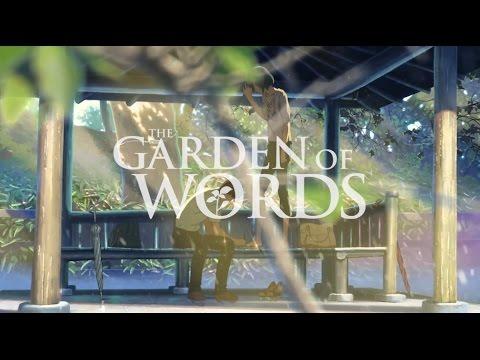 The Garden Of Words - Official Trailer