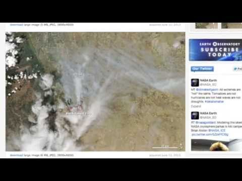 3MIN News June 14, 2013: FALLING SATELLITE, 6.7 Quake - Uptick Expected