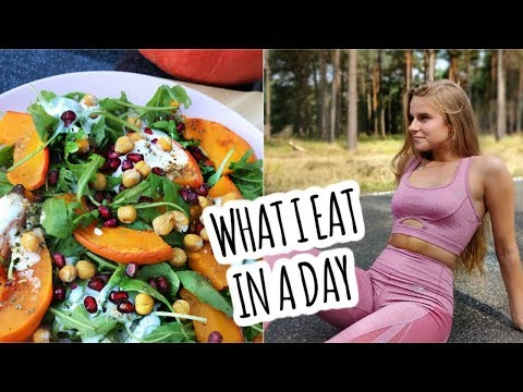 WHAT I EAT IN A DAY #22