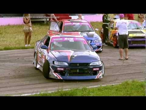 Парад пилотов Автоэкзотика - РДС 2011 Autoexotica - Russian Drift Series