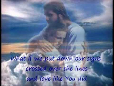 Jesus, Friend Of Sinners By Casting Crowns (with Lyrics) video