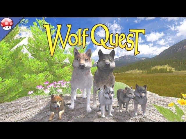 Руководство запуска: WolfQuest по сети