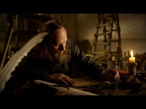 interview with leonardo da vinci The action-adventure drama series da vinci's demons is currently in its second season on starz with florence, italy thrown into chaos, leonardo da vinci (tom riley) must push the limits of his.