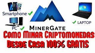 MinerGate   QUE ES Y COMO FUNCIONA 2018   TUTORIAL COMPLETO   SOFTWARE PARA MINAR CRIPTOMONEDAS