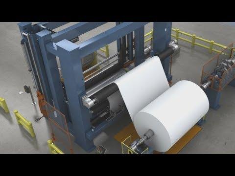Paper Machine Winding Basics