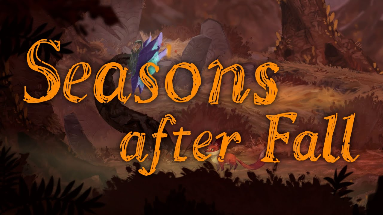 Falls Season Seasons After Fall Gamescom
