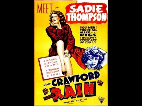 Дождь / Rain - фильм о распутной девице