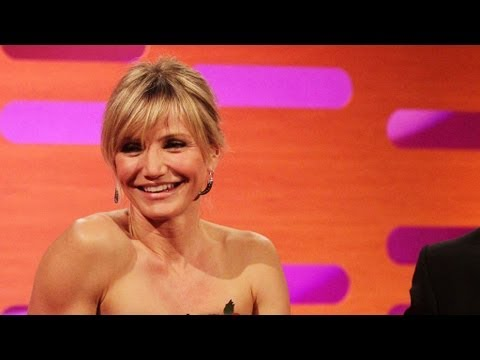 Graham chats with Cameron Diaz about 'rumours' - The Graham Norton Show - BBC One