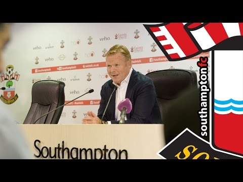 PRESS CONFERENCE: Ronald Koeman pre-Liverpool