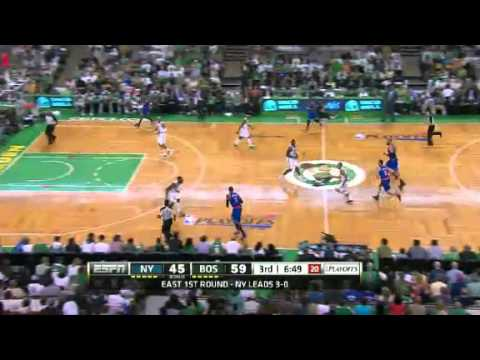 NBA CIRCLE - New York Knicks Vs Boston Celtics Game 4 Highlights 28 April 2013 NBA Playoffs