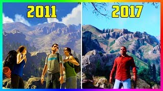WHAT HAPPENED TO MOUNT CHILIAD? (GTA 5)