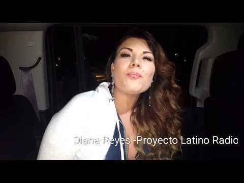 Diana Reyes - Proyecto Latino Radio