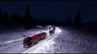 ETS2MP Christmas Convoy :: 21/12/15