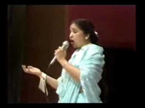 3. Asha Bhonsle  Live at THE ROYAL ALBERT HALL  3. JUMKA GIRA...