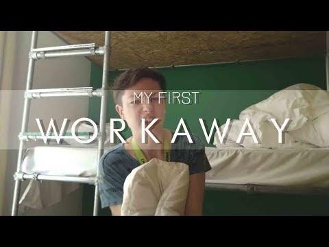First Workaway in a Hostel!