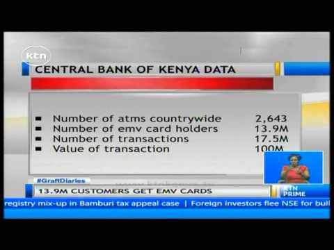 Kenya Bankers Association urges Kenyans to embrace use cards in daily transactions