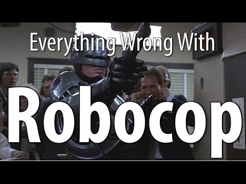 Everything Wrong With Robocop In 7 Minutes Or Less video