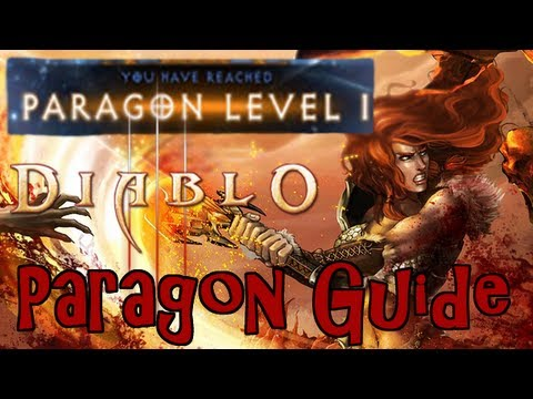 Diablo III - Paragon Levels: Everything You Need to Know.