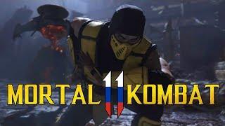 Mortal Kombat 11   Русский Трейлер