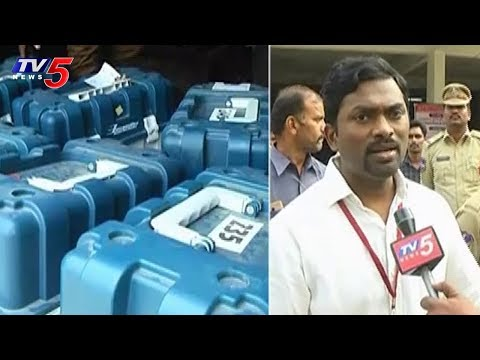 Mahabubnagar Collector Ronald Ross Face To Face Over Votes Counting Arrangements | TV5 News