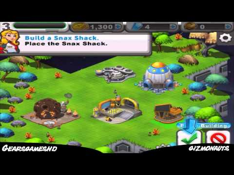 Gizmonauts Gameplay - New DragonVale?! iPad. iPhone and iPod Touch