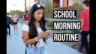 School Morning Routine 2017!