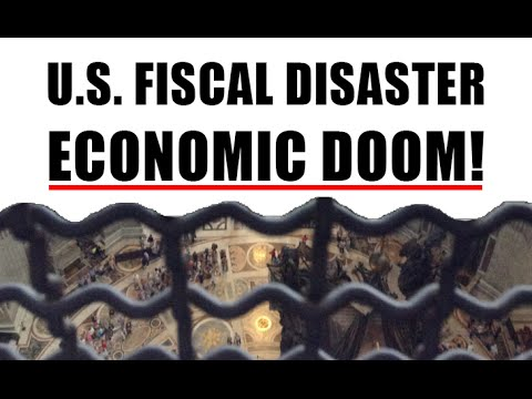U.S. Economic Disaster of Debt Has Reached CRITICAL Level!