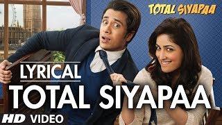 """download lagu """"total Siyapaa"""" Title Song    Ali Zafar, gratis"""