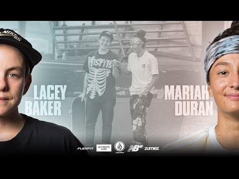 Lacey Baker & Mariah Duran: Head To Head | WBATB