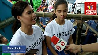 Erich Gonzales and Jasmine Curtis-Smith Share a Glimpse of #Siargao