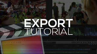 download lagu How To Export S - Final Cut Pro X gratis
