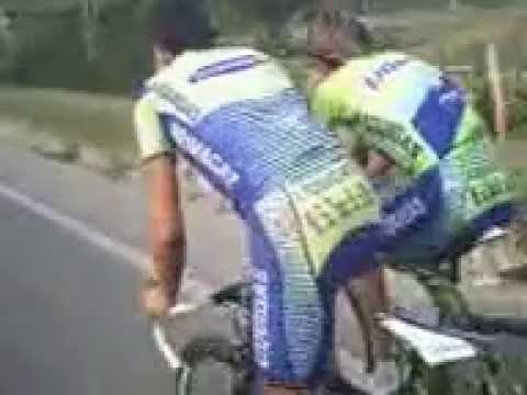 ALLENARSI CON DANILO DI LUCA PER IL FORO A 40 KM/h IN SALITA!!!